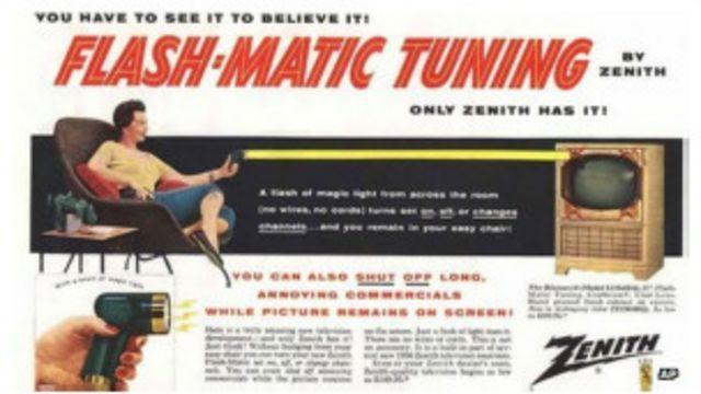Flash-Matic adalah sebuah kemewahan di era 1950-an