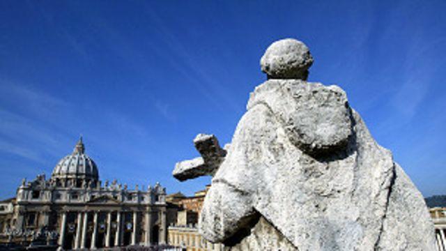 Una imagen del Vaticano