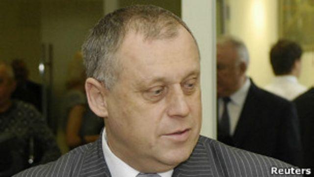 Бывший генсек НОК Украины Владимир Геращенко