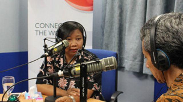 Kepada wartawan BBC Indonesia, Heyder Affan, Anis Hidayah mengaku jatuh cinta pada persoalan dan isu buruh migran.