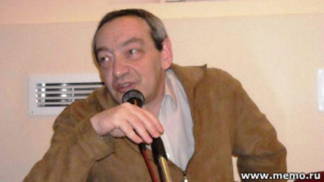 Историк Александр Даниэль