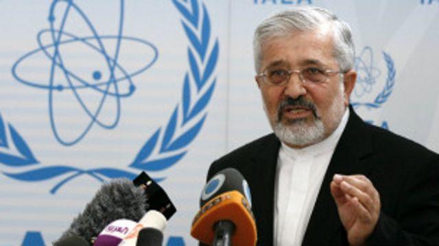 """ایران ادعای انجام آزمایش های نظامی مخفیانه در پارچین را که ممکن است در ساخت تسلیحات هستهای کاربرد داشته باشد، """"جار و جنجال و ادعای بیاساس"""" خوانده است"""