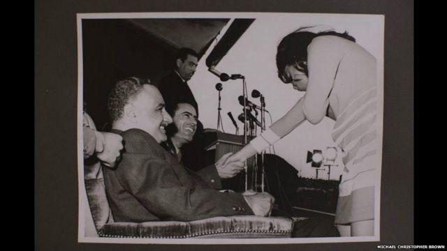 Shugaba Gamal Abdul Nasser