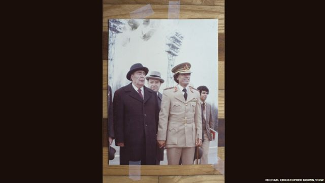 Tare da Leonid Brezhnev
