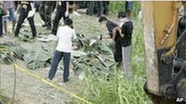 Keluarga Ampatuan dituduh mendalangi pembunuhan terhadap 57 orang pada 2009