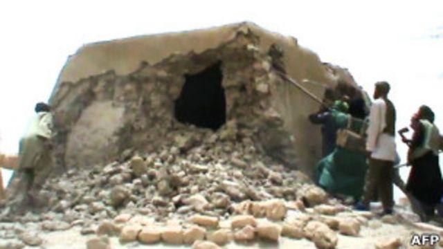 Mayakan Ansar_ud_deen suna wata hubbare a Timbuktu