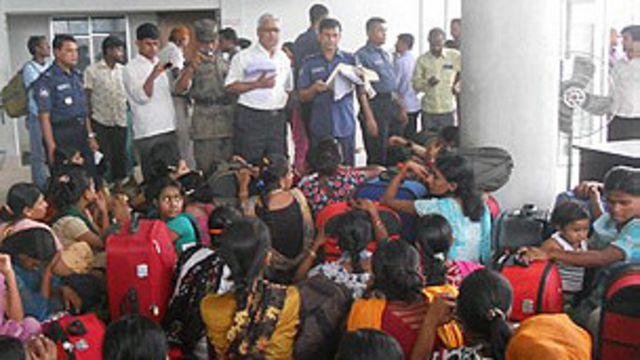 প্রায়ই উদ্ধার হচ্ছেন বাংলাদেশ থেকে ভারতে পাচার হওয়া নারী ও শিশু