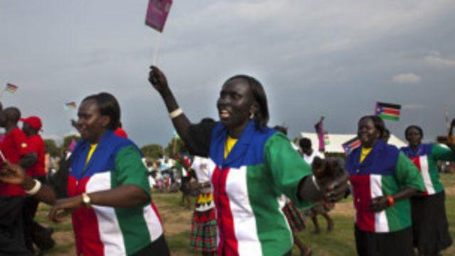 Sudan ta kudu: bukukuwan samun 'yan cin kai