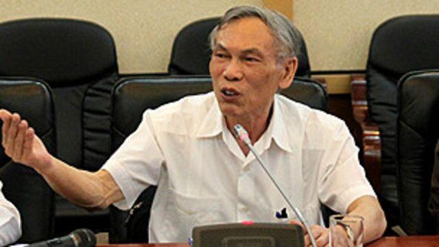 Ông Trương Đình Tuyển từng dẫn đầu phái đoàn VN đàm phán gia nhập WTO.