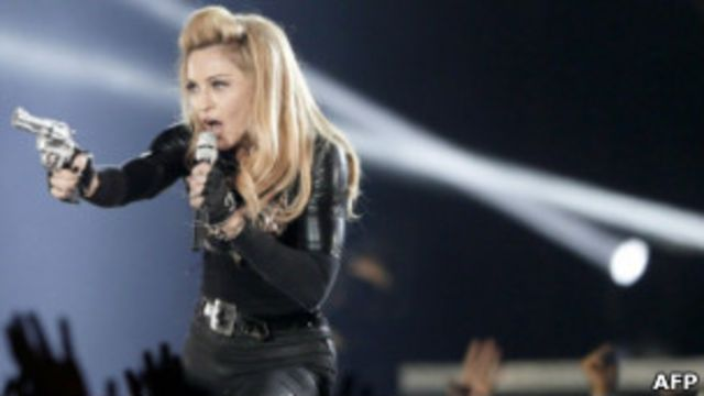 Madonna   Foto: AFP