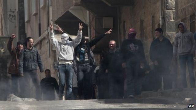 Confrontos acirraram crise que teve início em março de 2011