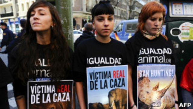 Protestas contra el rey Juan Carlos I