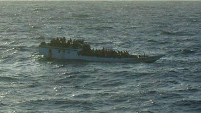kapal kayu ilustrasi