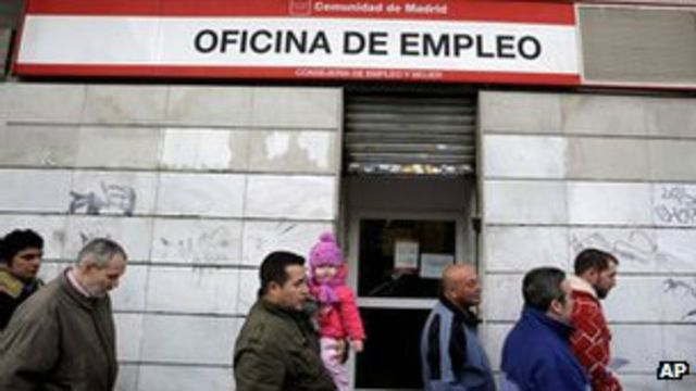 spain unemployement