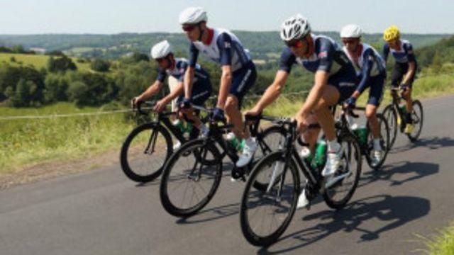 Equipo británico de ciclismo