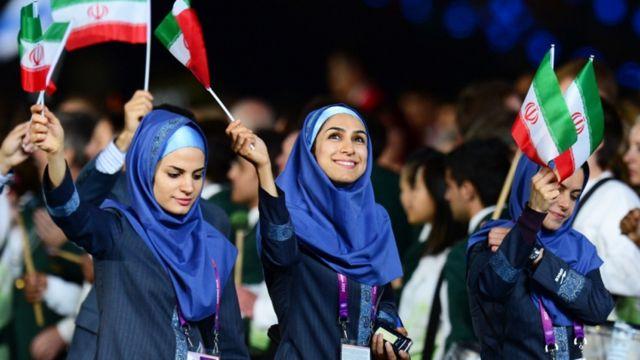 تیم ایران با 52 ورزشکار در المپیک شرکت کرده است