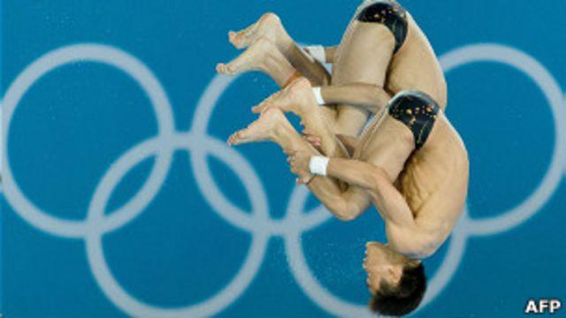 Победители Олимпиады Цао Юан и Чжан Янгуан