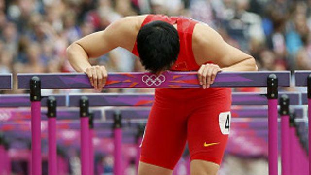 Ngôi sao quốc tế sau Bắc Kinh 2008 đã thất bại ở London