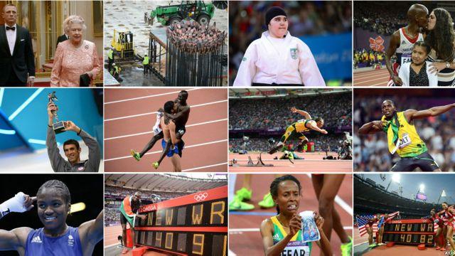 Momentos que marcan a Londres 2012