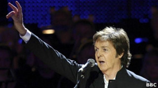 Paul McCartney (BBC)