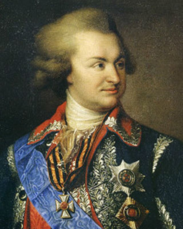 Григорий Потемкин