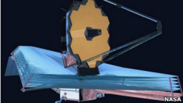 Telescopio James Webb. Foto NASA