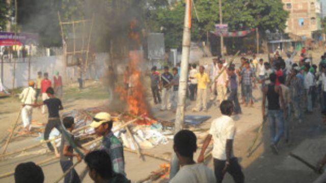 बिहार में हिंसा (फ़ाइल फ़ोटो)