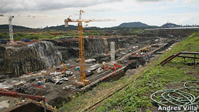 Ampliación Canal de Panamá
