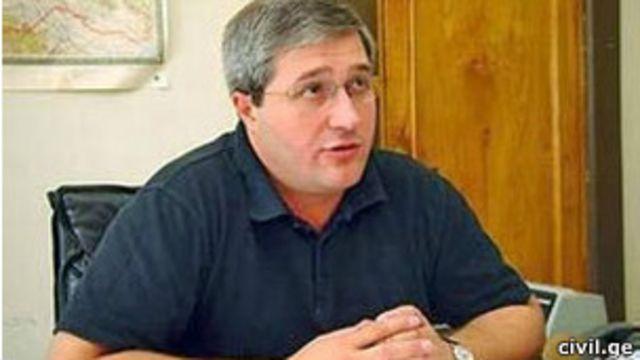 Гиви Таргамадзе возглавлял в парламенте комитет по вопросам обороны и безопасности