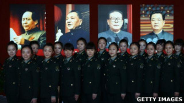 Trung Quốc vẫn tôn thờ Đặng Tiểu Bình và đang quyết tâm hiện đại hóa quân đội