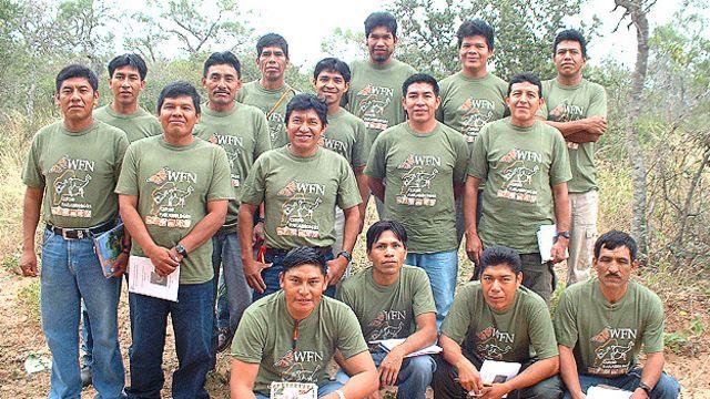 Parabiólogos en el Chaco boliviano