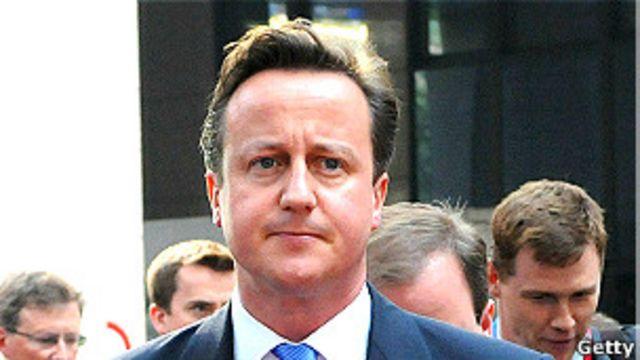 دیوید کمرون نخست وزیر بریتانیا در پیام شادباشی به مردم ایران به مناسبت عید نوروز گفت که  امیدوار است رهبران ایران هم قدر نوروز را بدانند