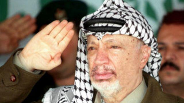 Yasse Arafat