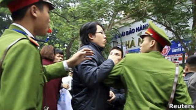Biểu tình ở Việt Nam