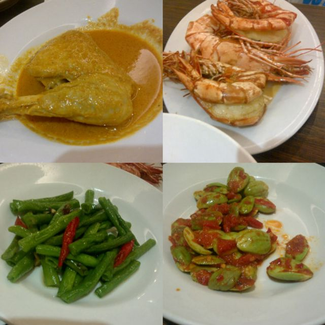 padang food indonesia
