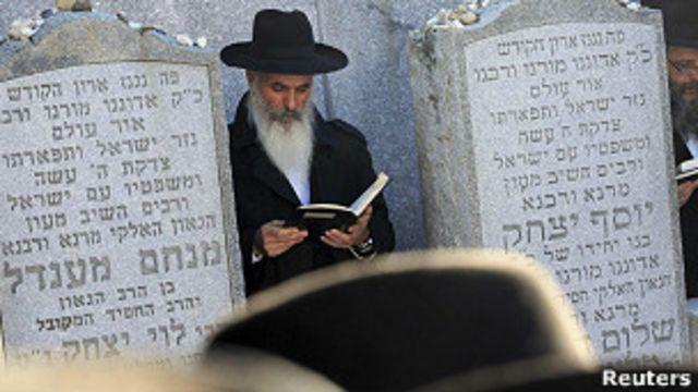 Miembro de la comunidad Jabad-Lubavitch