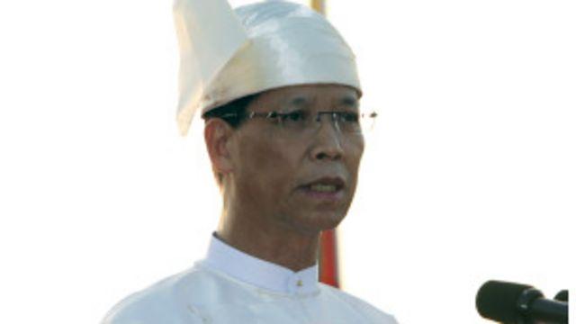 Vice President Sai Mauk Kham