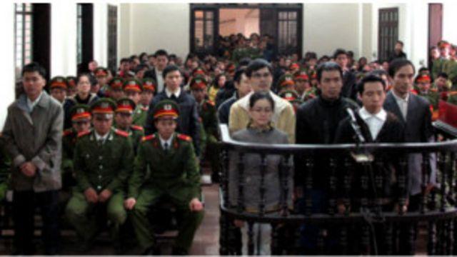 Việt Nam vẫn là một trong những nước bị cáo buộc đàn áp tự do ngôn luận trên Internet