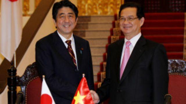 Nhật Bản là một trong các các đối tác đầu tư và mậu dịch lớn của Việt Nam.