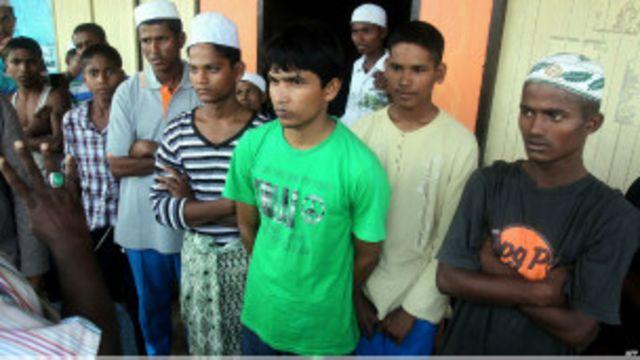 Muslim Rohingya in Thailand
