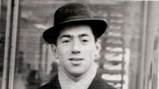 Сева Новгородцев 1963 год