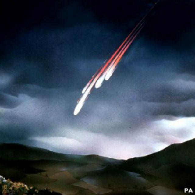 Дженерик метеоритного дождя