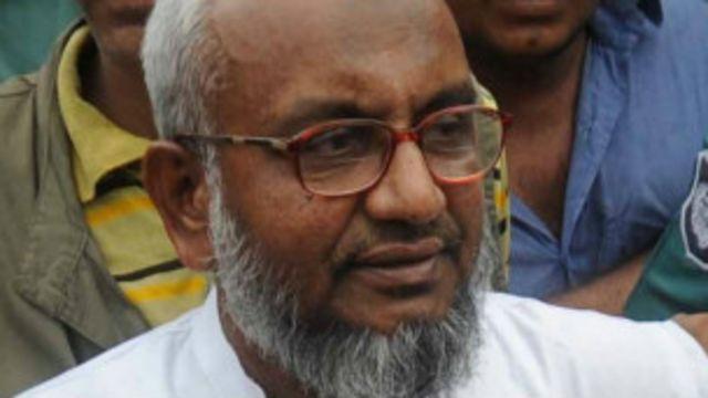 65 سالہ عبدالقادر ملا کو جمعرات کی رات پھانسی دی گئی تھی