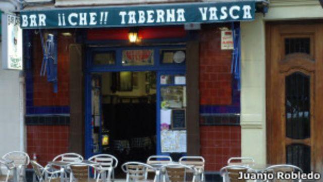 """Bar """"Che"""" en Valencia"""