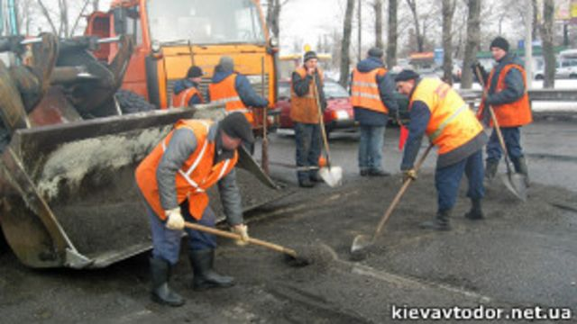 Частину доріг України хочуть передати обласній владі
