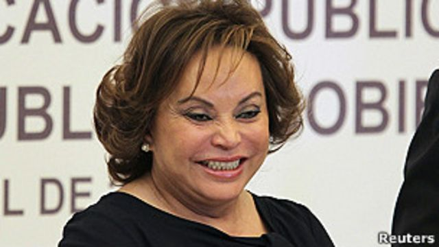 Elba Esther Gordillo Morales