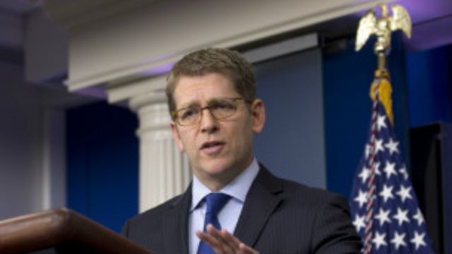 كارني: الولايات المتحدة لا تزال تبحث عن أدلة قاطعة بشأن استخدام أسلحة كيميائية في سوريا.