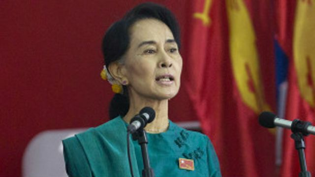 Việc trả tự do cho lãnh đạo đảng đối lập, bà Aung San Suu Kyi đã khởi đầu cho hàng loạt cải cách tại Miến Điện