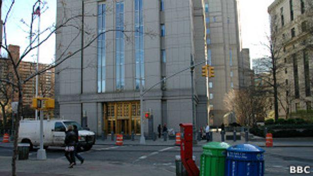Манхэттенский федеральный суд