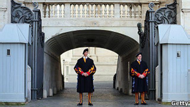 Guardias suizos